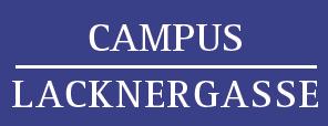 Lacknergasse Logo
